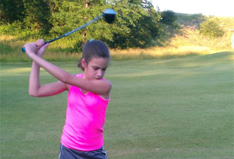 golf lessons for kids lake st louis